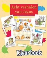Acht verhalen van Jezus (Paperback)