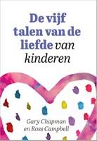 De vijf talen van de liefde van kinderen