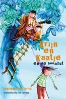 Krijn en Kaatje en de boomhut (Hardcover)
