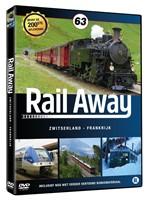 Rail Away 63 - Zwitserland en Frankrijk (Jubileum)