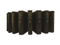 Verklaring van het oude en nieuwe testament 9 delen