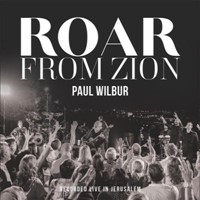 Roar From Zion: Recorded Live in Jerusalem (CD)