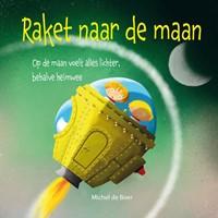 Raket naar de maan (Hardcover)
