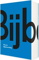 Bijbel Nieuwe Bijbelvertaling blauw midprice