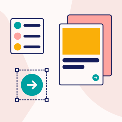 Colourful design system components