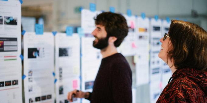Hayden and Jo audit the engineering brand's website