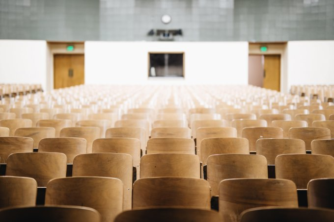 School room Photo by Nathan Dumlao on Unsplash