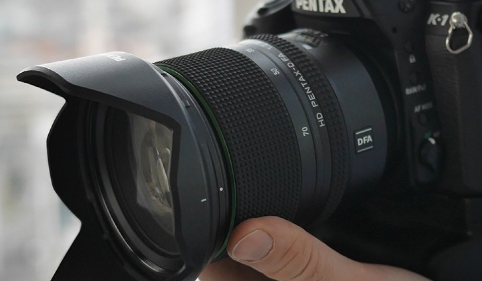 A close-up of a camera.