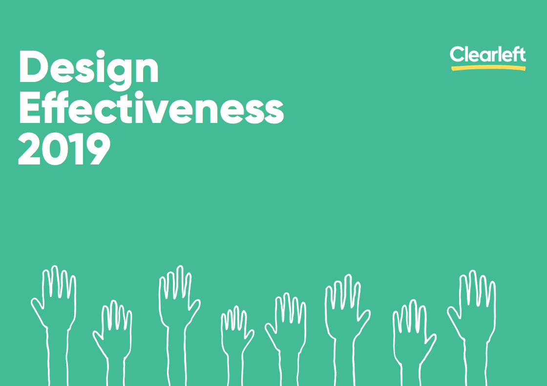 Take a look at the design effectiveness report