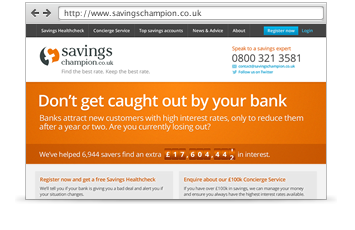 Savings Champion