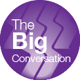 The Big Conversation logo