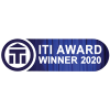 ITI award winner 2020 badge