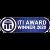 ITI award winner 2020 badge