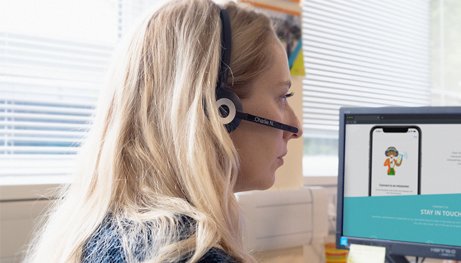Clearvoice How does telephone interpreting work? article