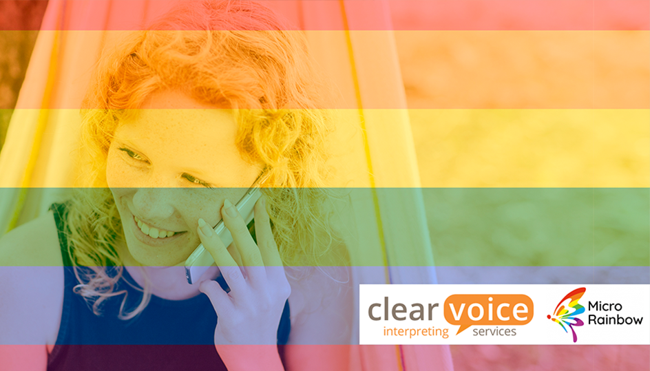 Clearvoice Tips for interpreters working with LGBTI asylum seekers article