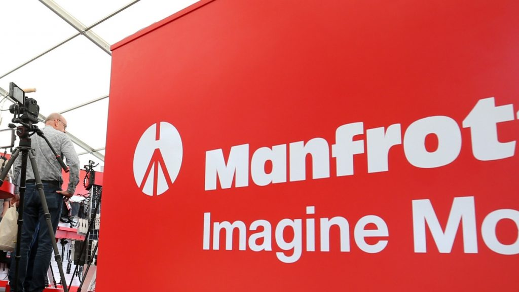 manfrotto birdfair exhibition stand