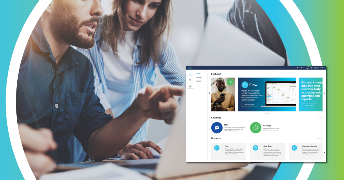 Clickatell Unveils New Portal to Provide Customers with Single-Entry into Full Suite of Customer Services