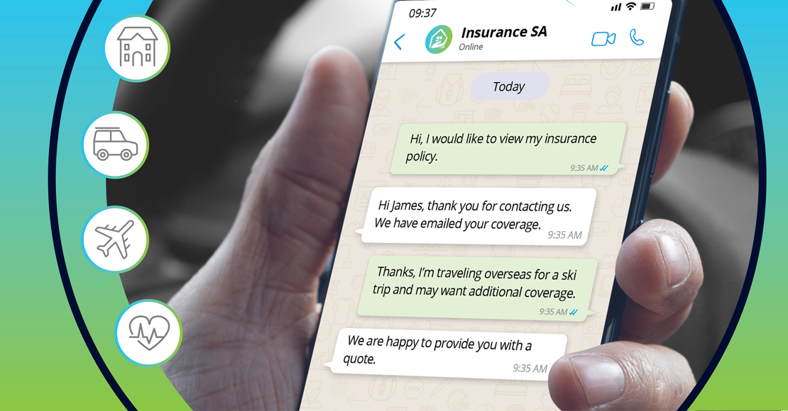 Insurance Leaders Poised to Deliver Innovation and Grow Revenue with Chat Commerce Solutions