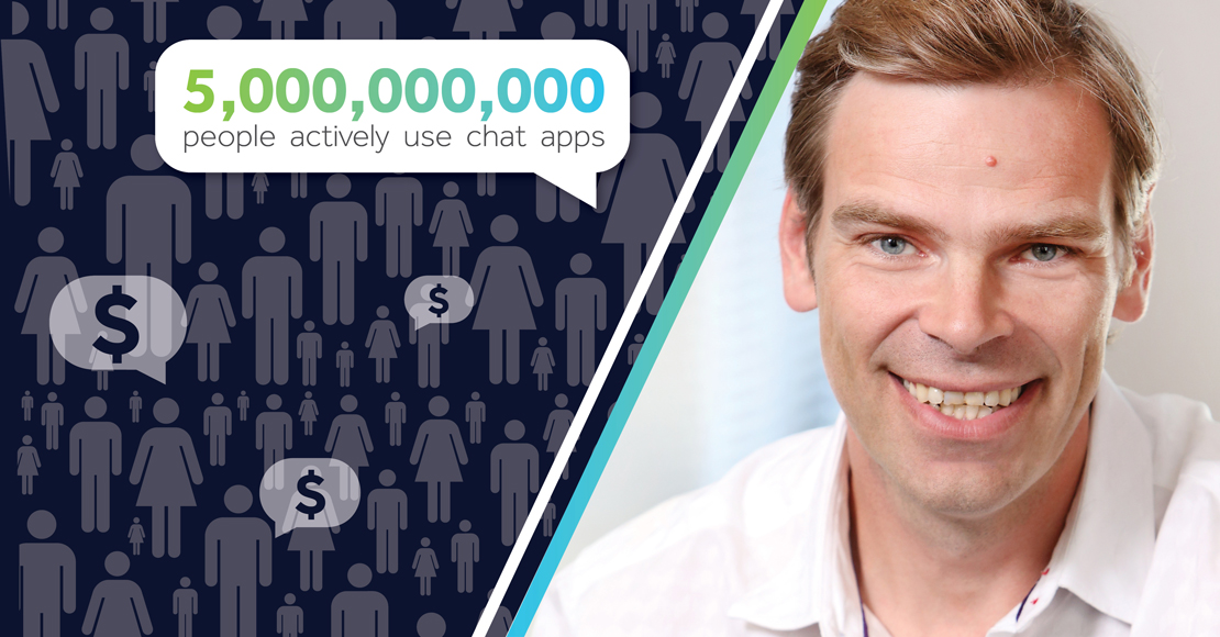 Clickatell Supports Your Path to the Chat Commerce Revolution