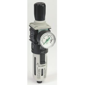"0.25"" Screwed BSPP Polyamide Air Filter 1 To 10 Bar Asco Numatics 34225254"