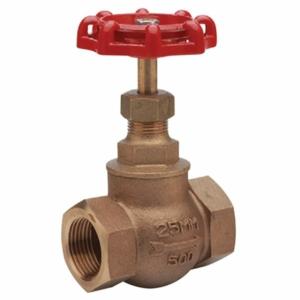 """0.375"""" Bronze Standard Globe Valves Screwed BSPP Handwheel PTFE PN32 BS21"""
