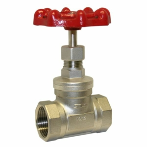 "0.5"" Stainless Steel Rising Stem Globe Valves Screwed BSPP Handwheel 200 PSI"