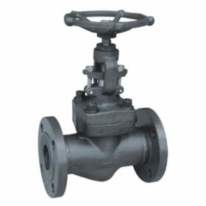 "0.5"" A105N Carbon Steel Outside Screw & Yoke-Rising Handwheel Globe Valves Flanged ANSI 300 RF Handwheel Class 300 API 602"