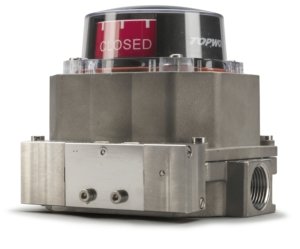 """0.5"""" Conduit Entries Screwed NPT 316 Stainless Steel Switch Box Intrinsically Safe Bus-Sensor 4 X P-F NJ2-V3-N IP66-68 Topworx Atex Approved-50 to 56C Topworx UL Certified TVH-E40GNPM"""