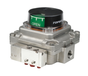 "0.5"" Conduit Entries Screwed NPT 316 Stainless Steel Switch Box Intrinsically Safe 2 X SPDT Go Switches IP66-67 Topworx Ex ia IIC T6 Gb Ex tb IIIC T75C Db Atex Approved-65 to 55C Topworx TXS-L20GNPM"