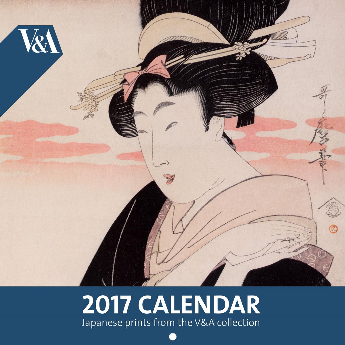 V&A Japan Calendar 2017