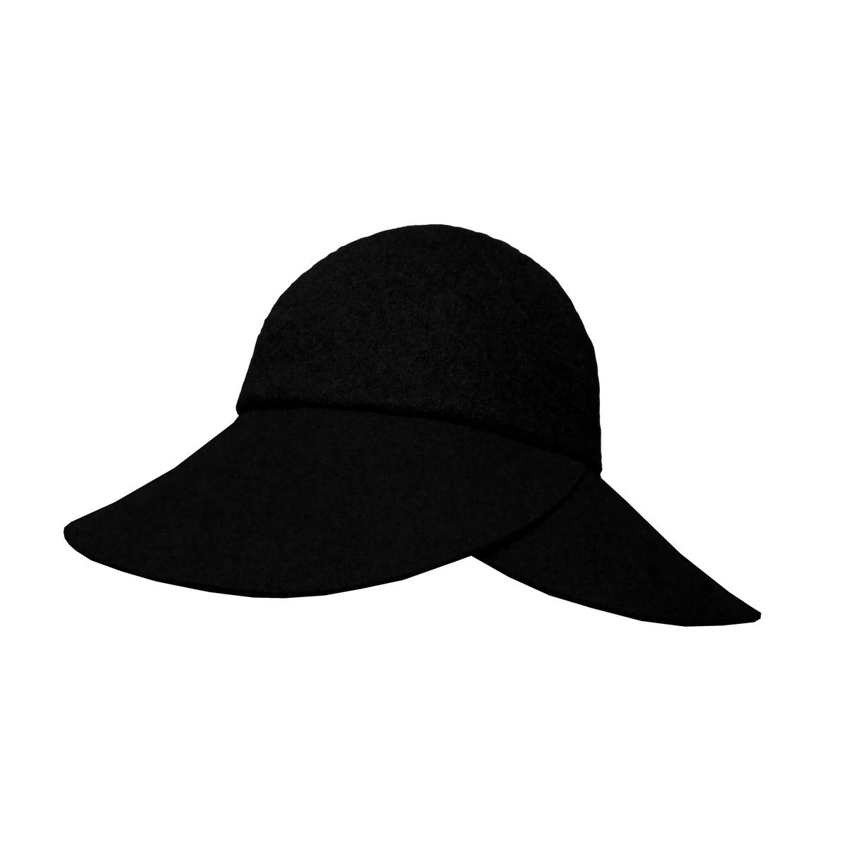 Petal Felt Hat