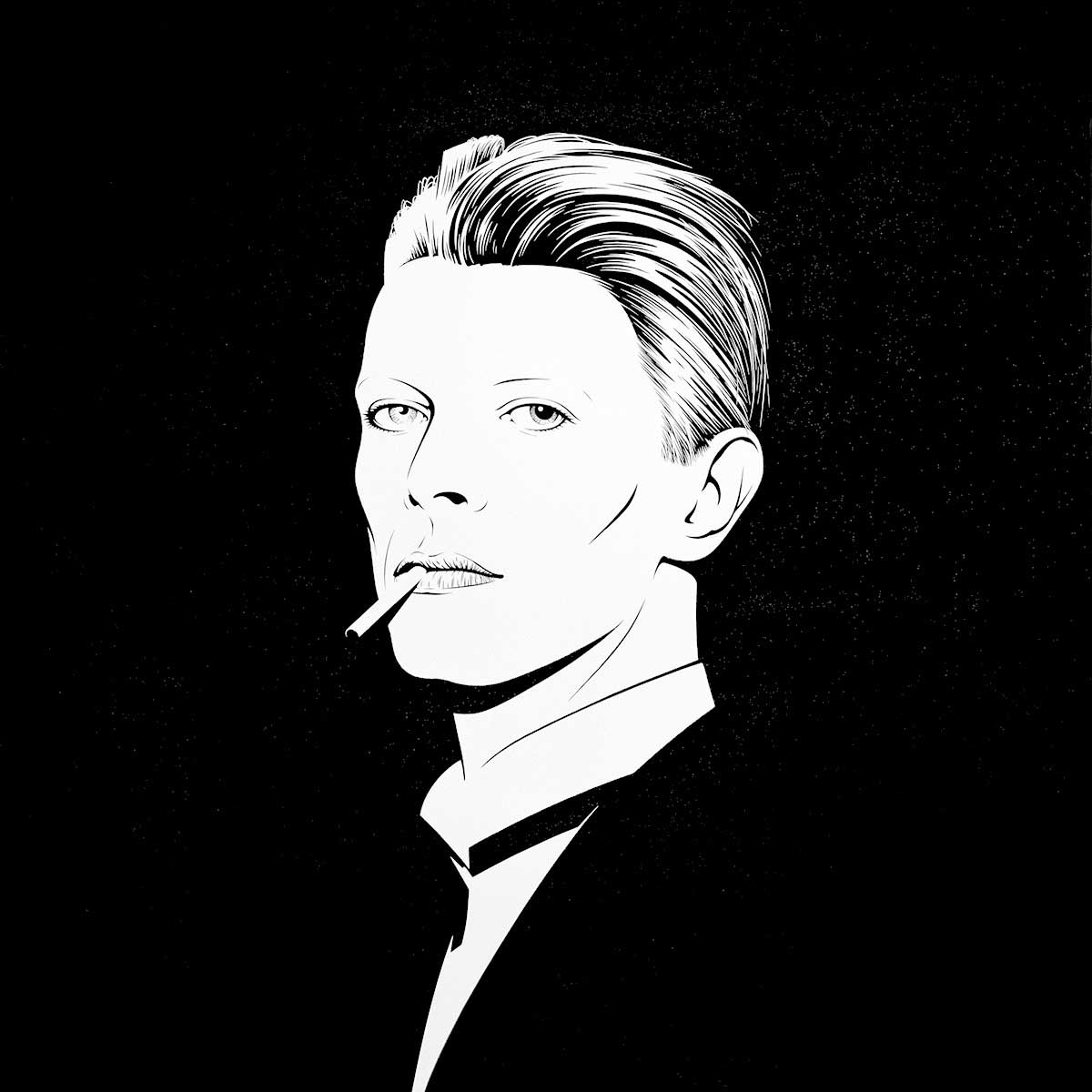 White Duke #4 (2016) by Gregory Gilbert-Lodge
