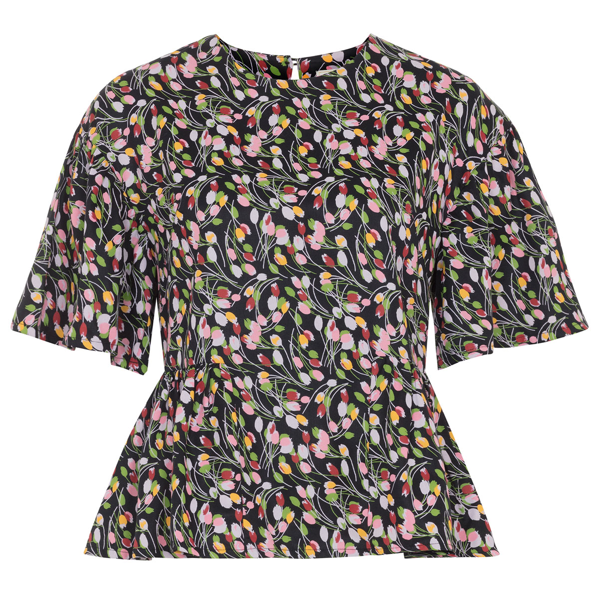 V&A Tulip Print top by People Tree