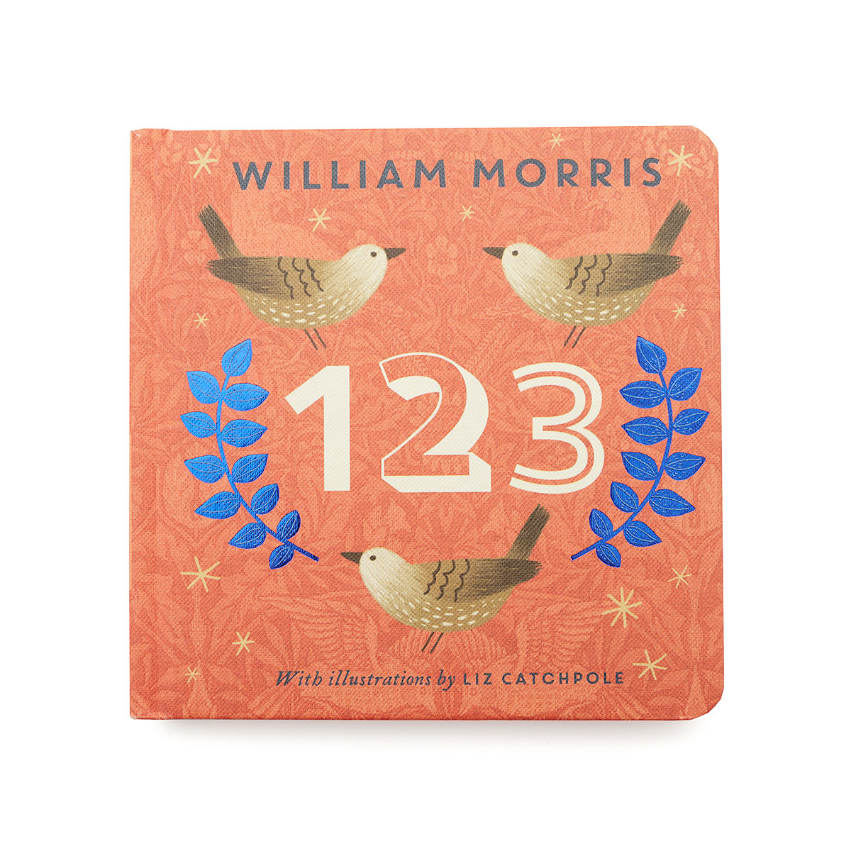 William Morris 123 Children S Book