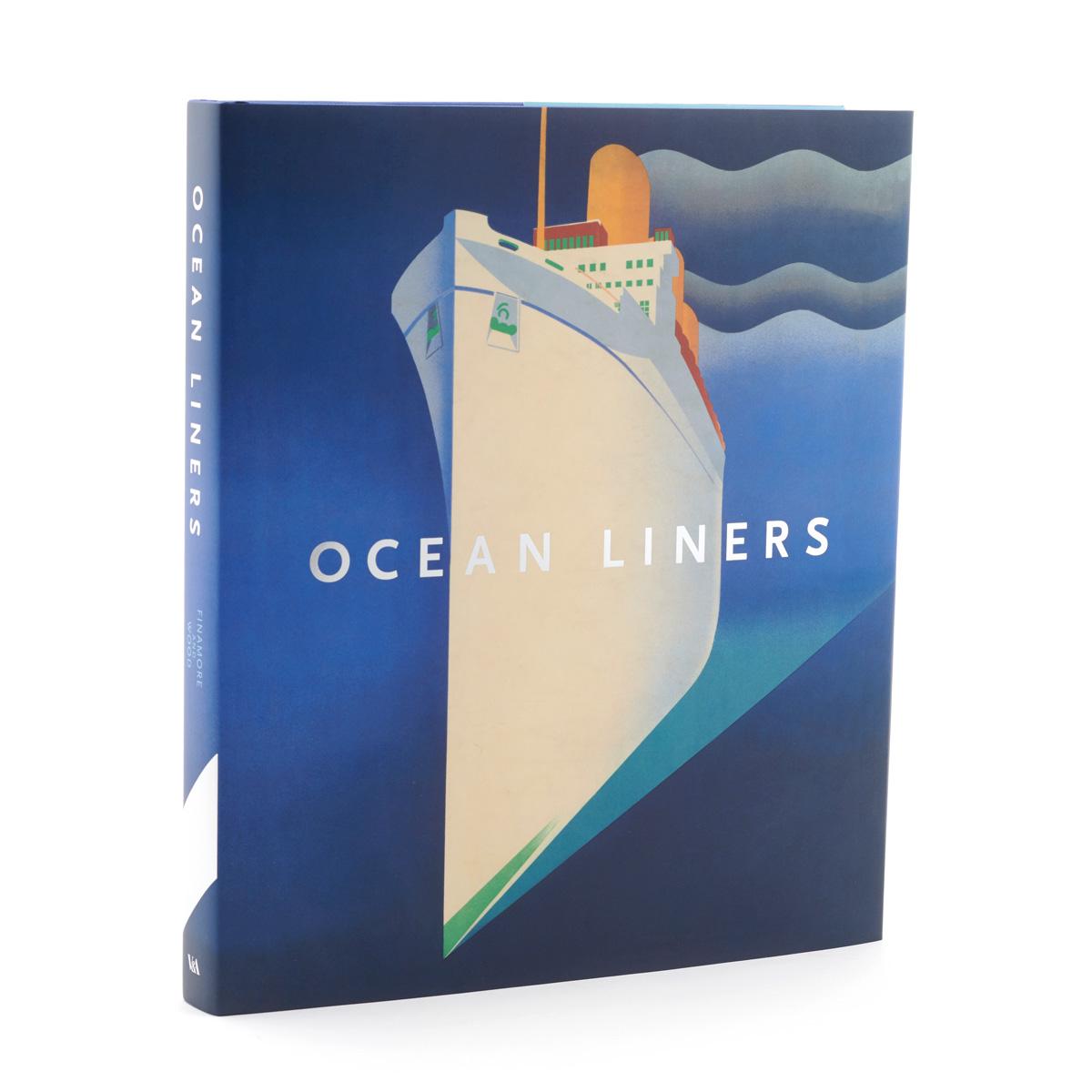 Ocean Liners (hardback)