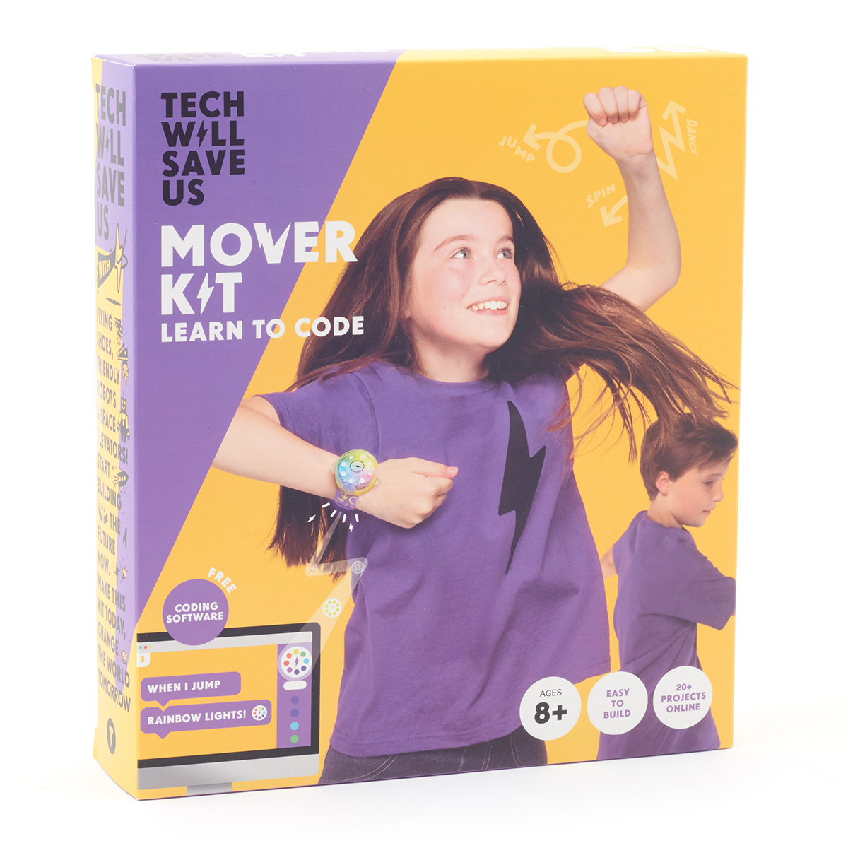 Technology Will Save Us coding kit