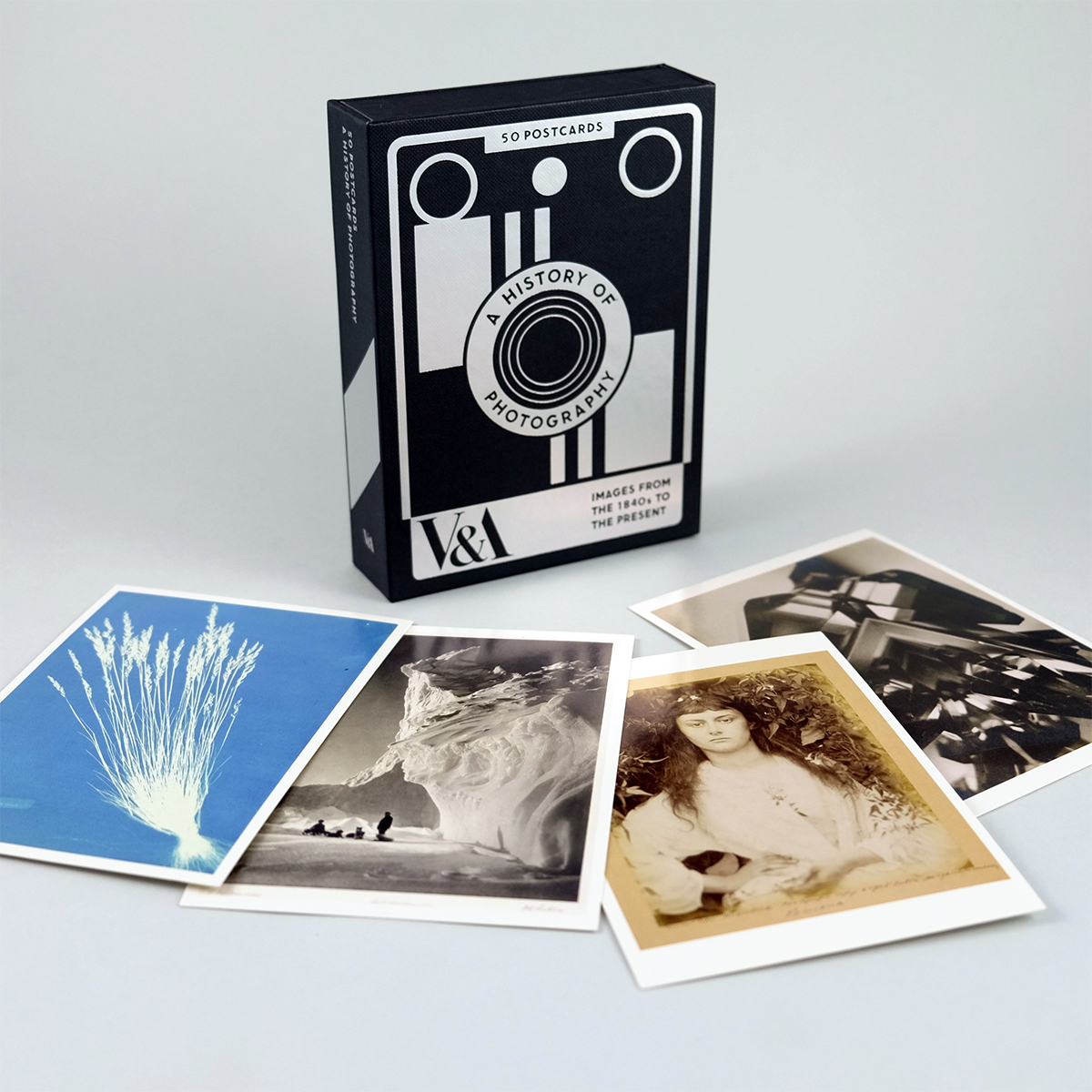 V&A Photography Centre: 50 postcards
