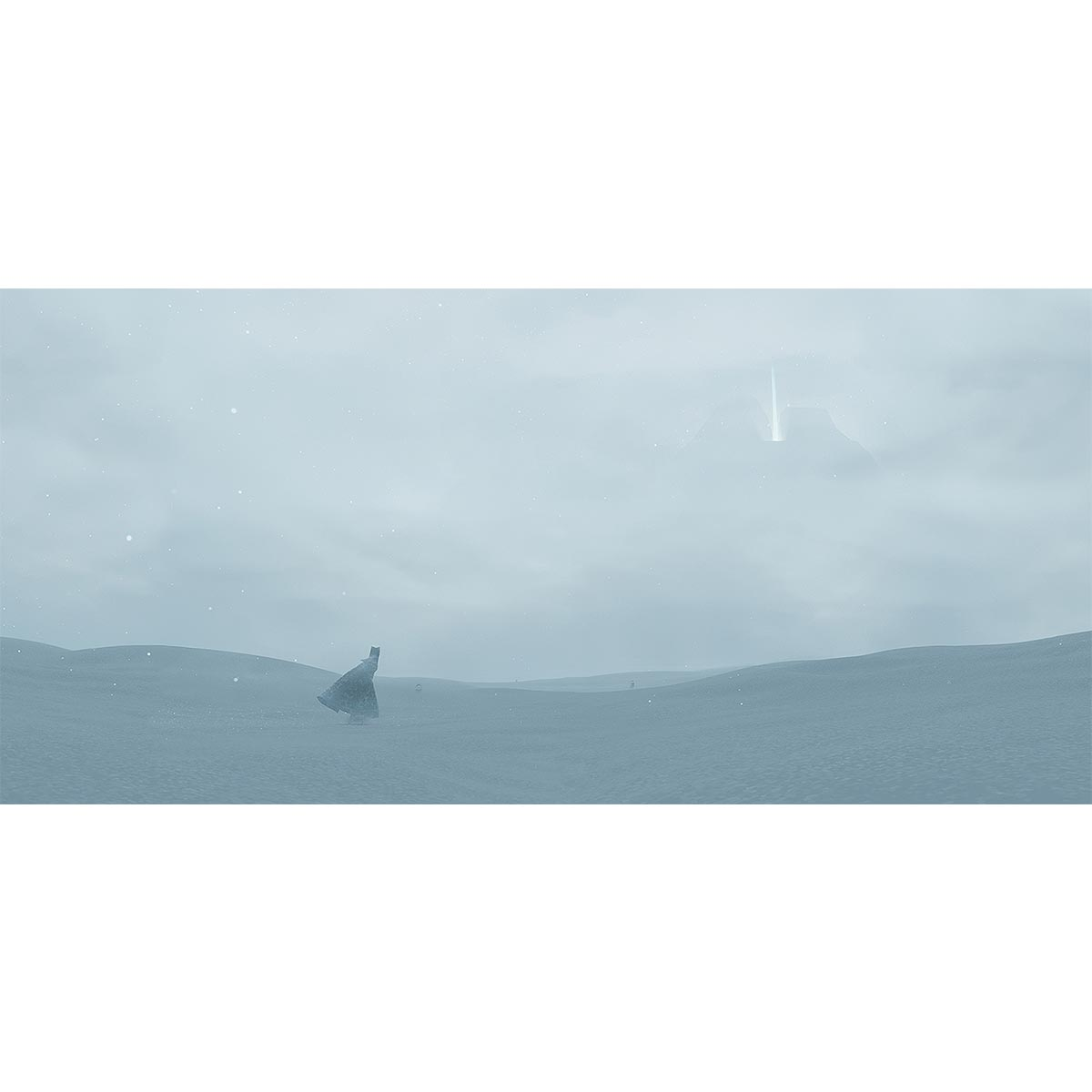 Desperation, Journey, 2012 by Thatgamecompany - limited edition print