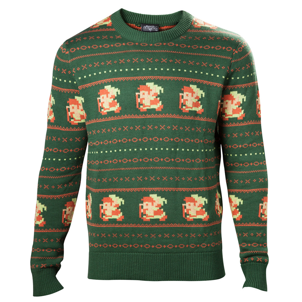 The Legend of Zelda Christmas sweater