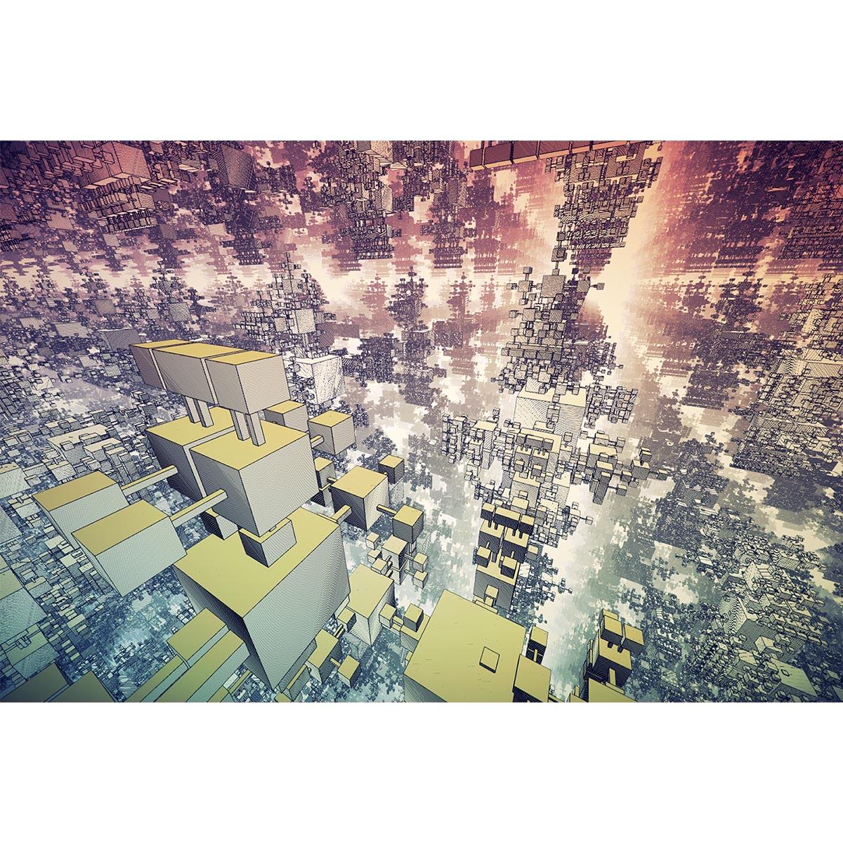 Infinite Architecture No. 1 by William Chyr