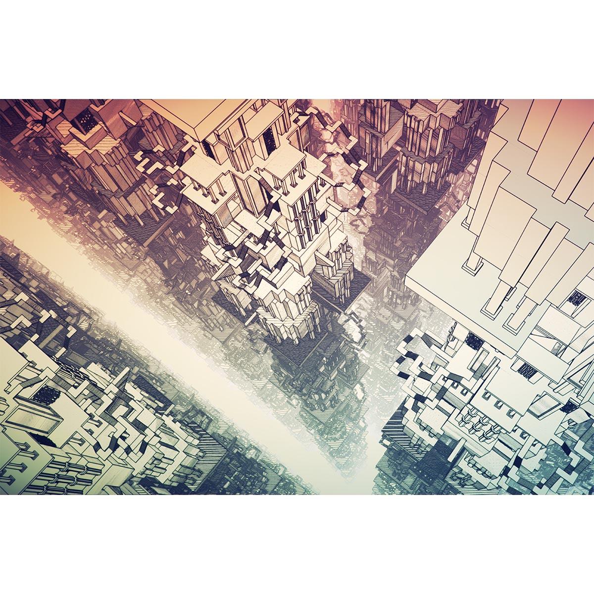 Infinite Architecture No. 2 by William Chyr