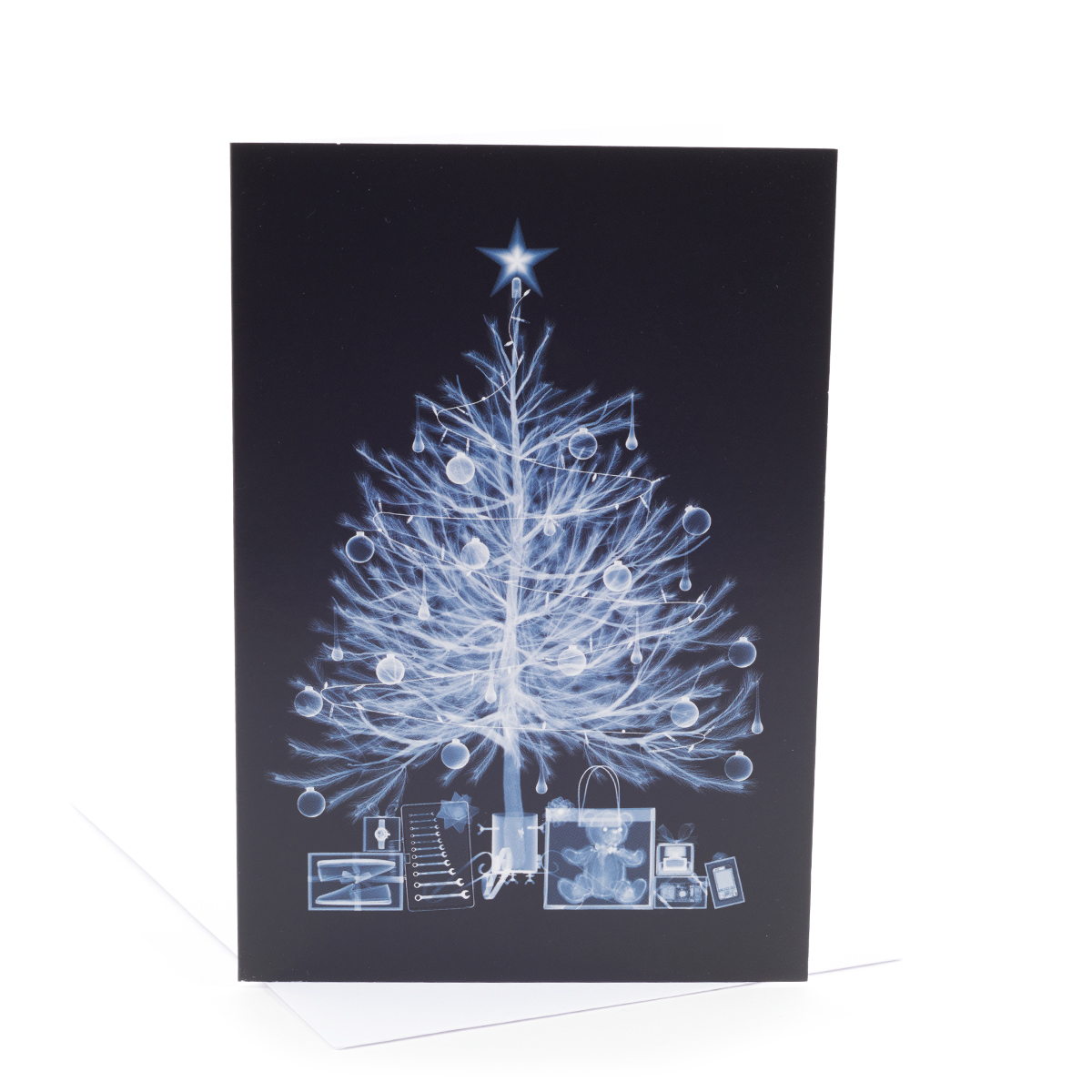V&A Christmas cards - Nick Veasey (pack of 8)