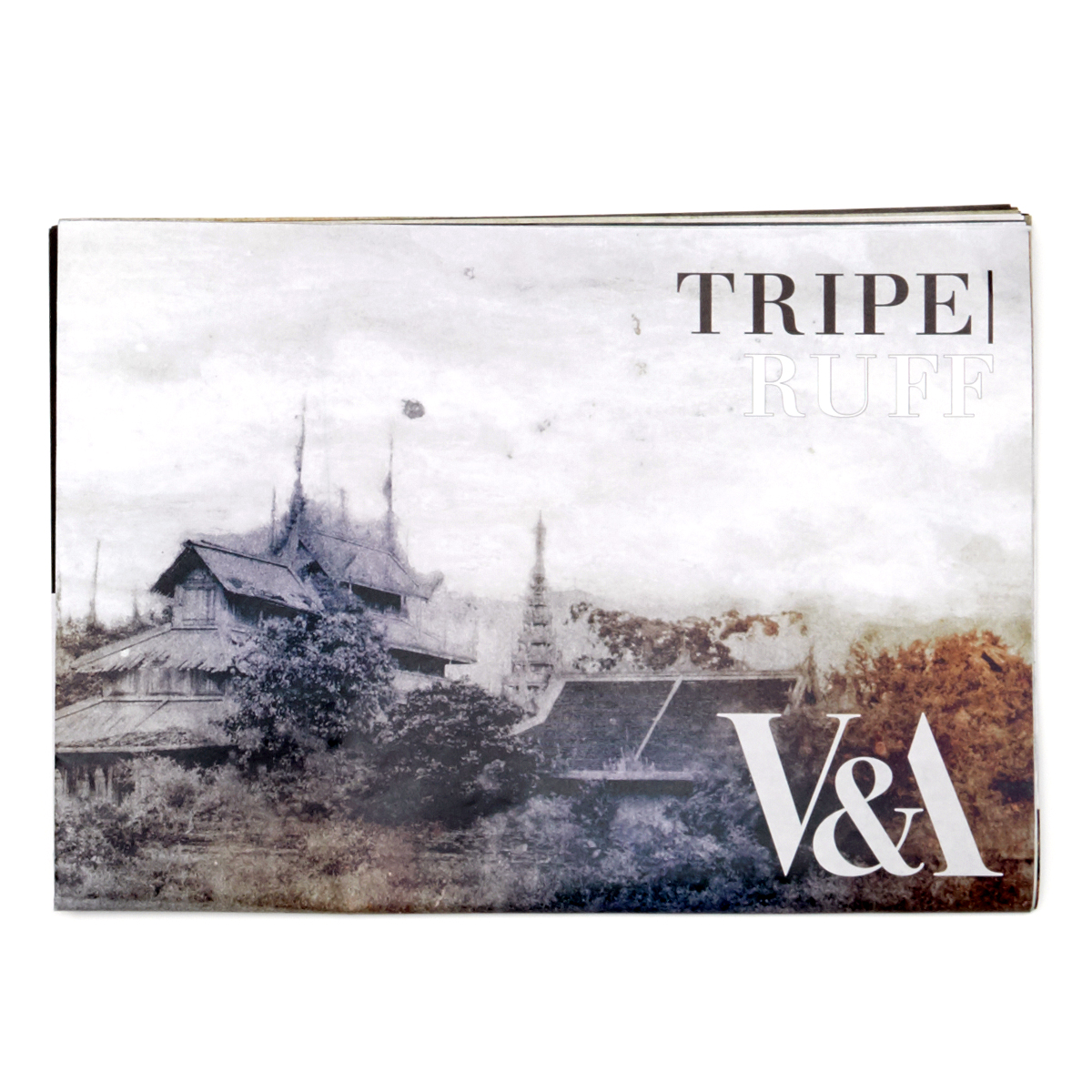 Tripe | Ruff broadsheet publication