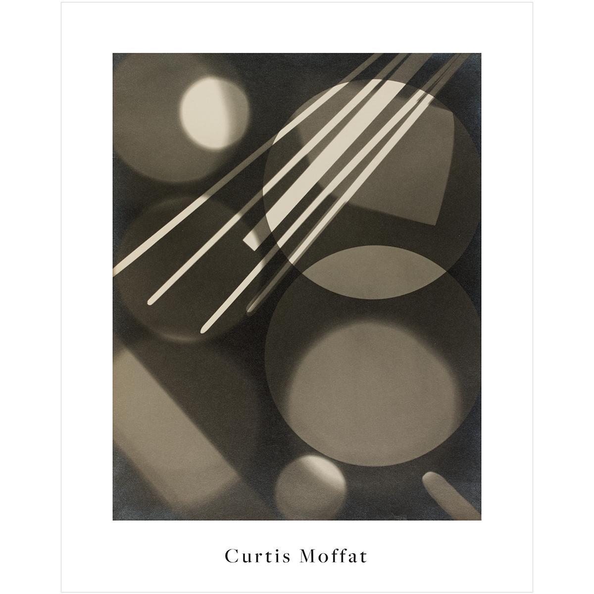 V&A Curtis Moffat print