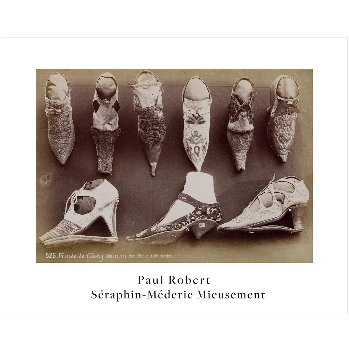 V&A Robert & Miuesement print