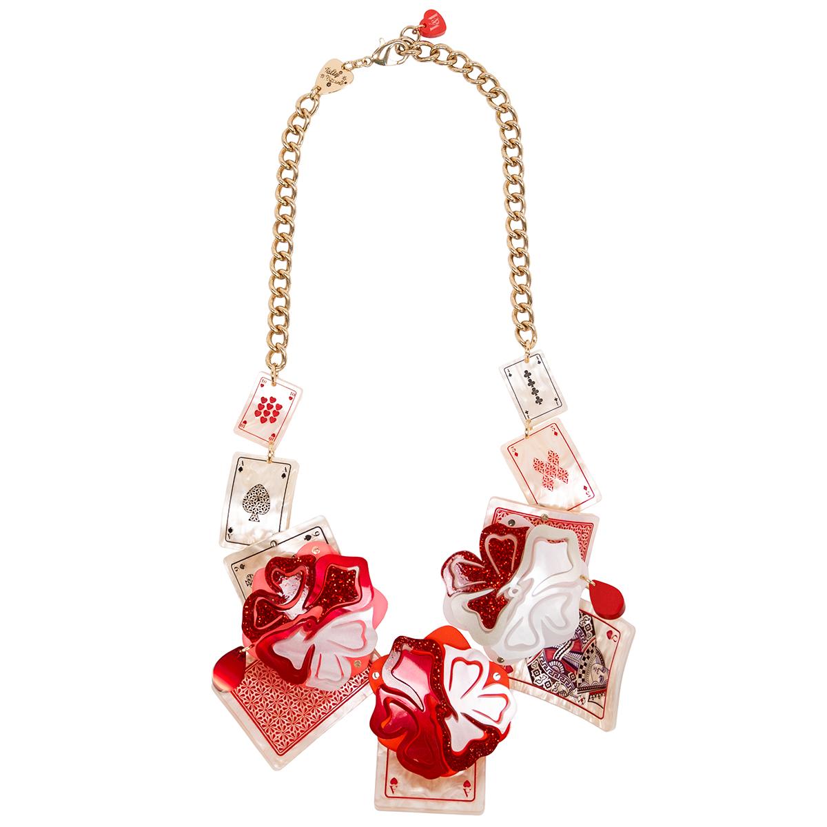 Queen's Garden necklace by Tatty Devine