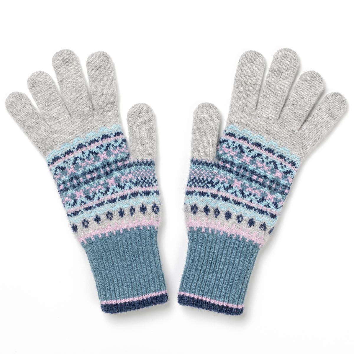 Alloa Arctic blossom gloves