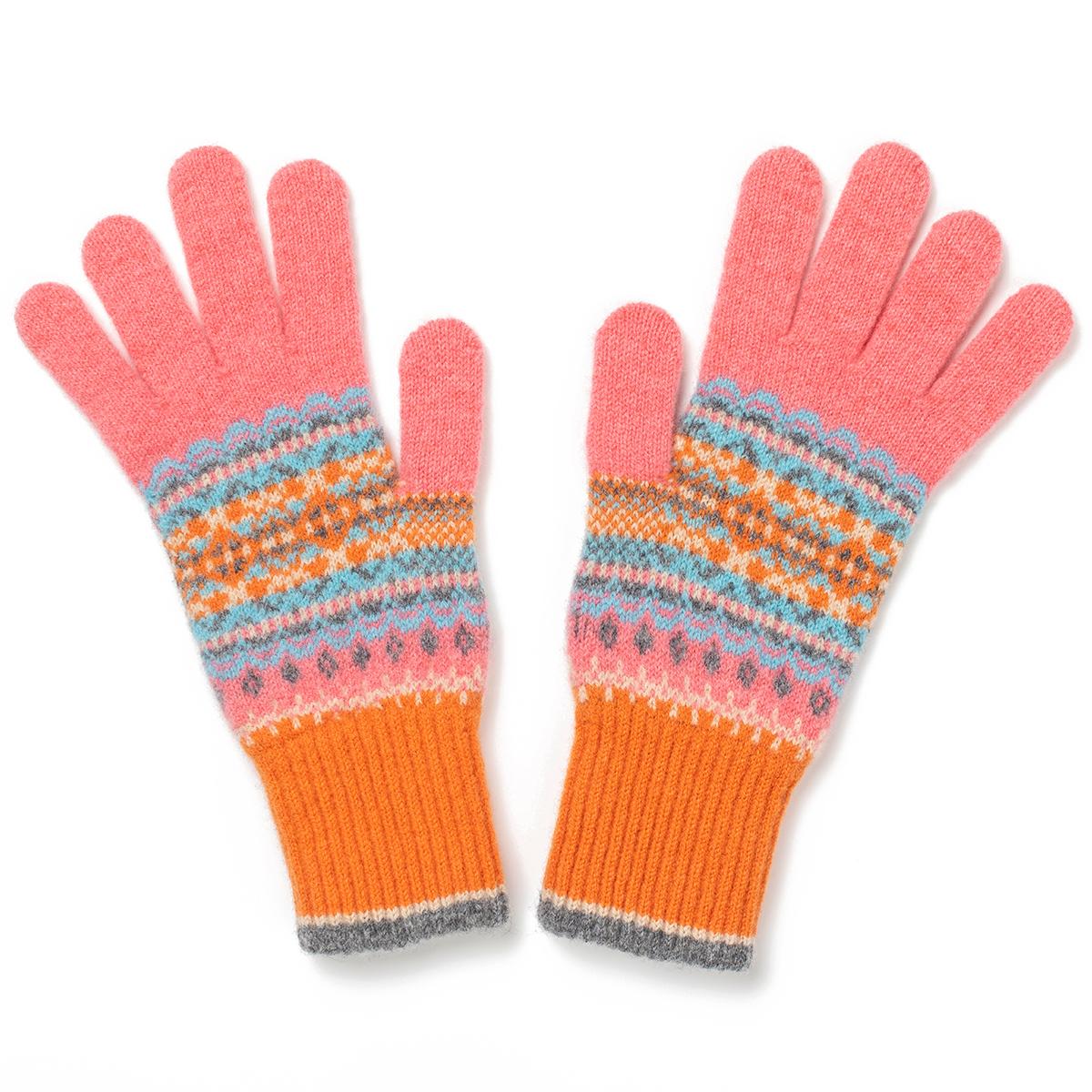 Alloa floral spice gloves
