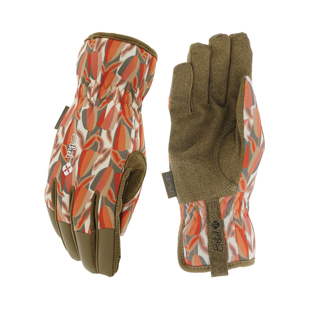 Tulip gardening gloves