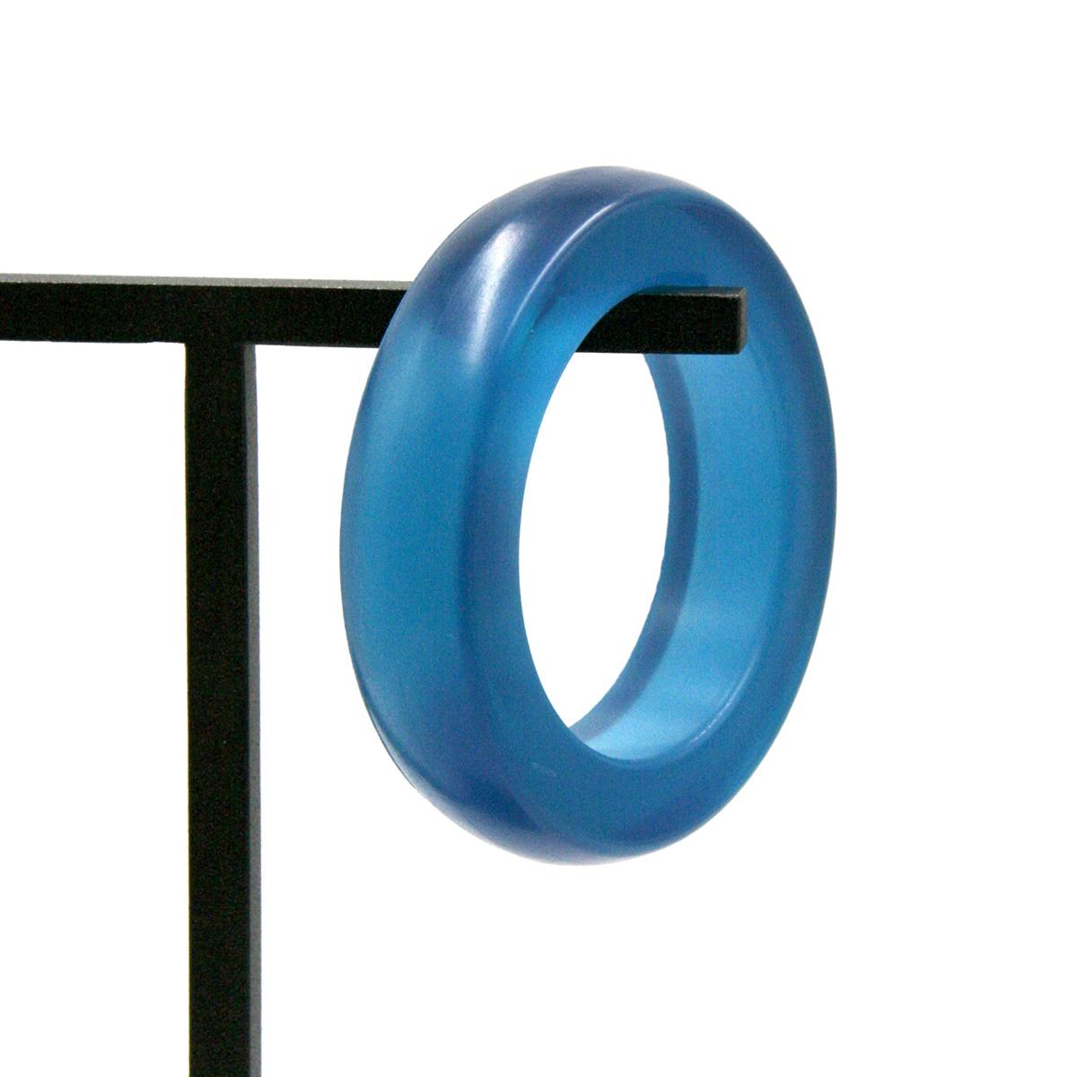 Blue jelly bracelet by Ellesanti